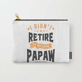 Professional Papaw Carry-All Pouch