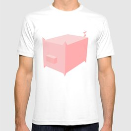 Cochon en boîte T-shirt