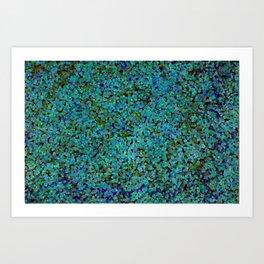 Oceana: Pointalism Art Print