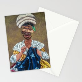 """""""We The People"""" Stationery Cards"""
