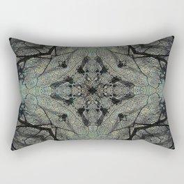 Grooweb Rectangular Pillow