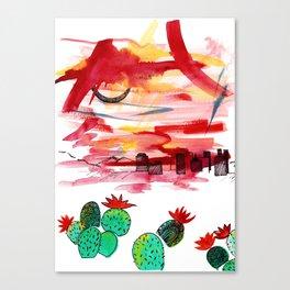 PHX Canvas Print