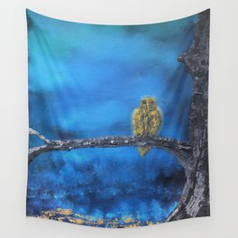 Owlie- The protector of the Forest Wall Tapestry