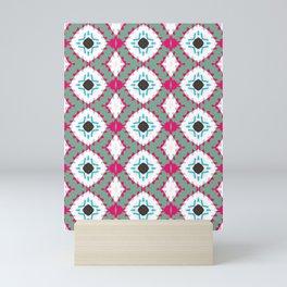 Colour Strips Mini Art Print