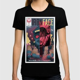 "Iron Face: Part 1 ""He's Back"" T-shirt"