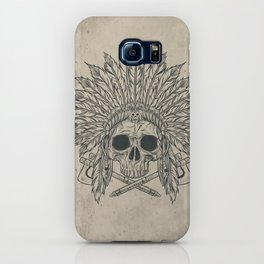 The Dead Chief iPhone Case