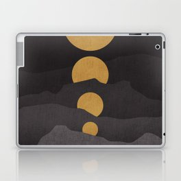 Rise of the golden moon Laptop & iPad Skin