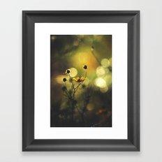 Lucid Dreaming // Sleep Walking Framed Art Print