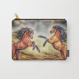 horse war Carry-All Pouch