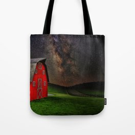 Midnight Farm  Tote Bag