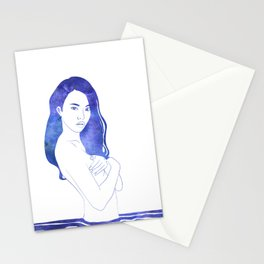 Water Nymph XI Stationery Cards