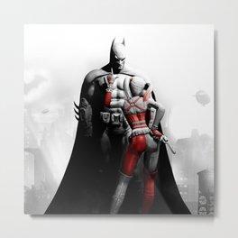 Super Hero 17 Metal Print