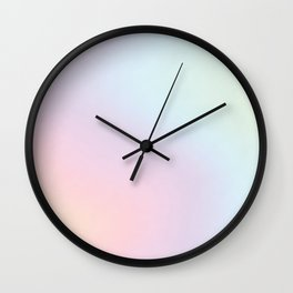 Hologram Wall Clock
