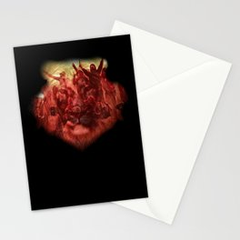 Ultras Lion Stationery Cards