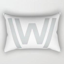 Westworld 1 Rectangular Pillow