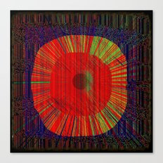 HYPNOSE Canvas Print