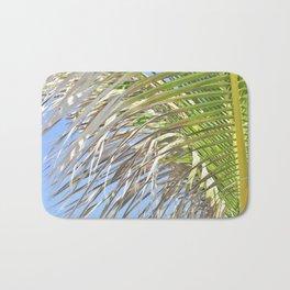 Under the Palm Tree Bath Mat