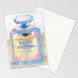 Perfume Bottle Stationery Cards