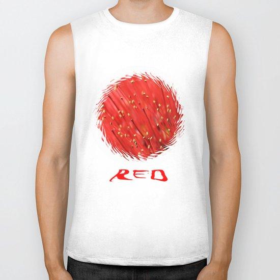 Red  &  Hairy Biker Tank