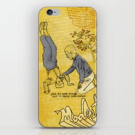 Modesto! Hiccup iPhone Skin