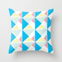 Deco 3 Throw Pillow