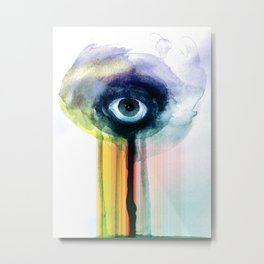 evolutionary Metal Print