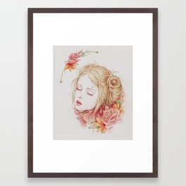 Atonement Framed Art Print