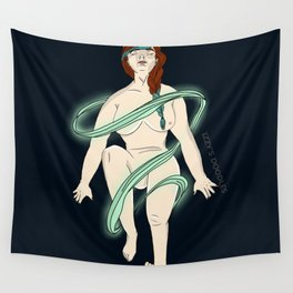 Magic Transormation Wall Tapestry