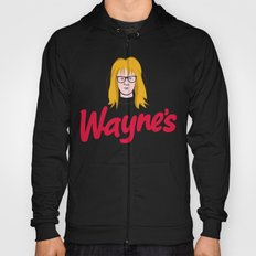 WAYNE'S SINGLE #2 Hoody