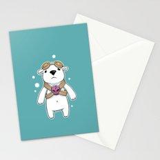 Polar Pilot Stationery Cards