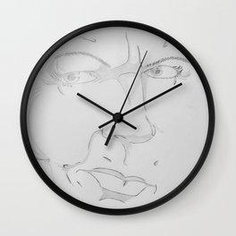 Facetime Wall Clock