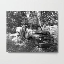 Final Resting Place Metal Print