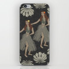 Hula Girls iPhone & iPod Skin