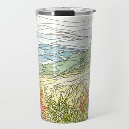 Mountains 15 Travel Mug