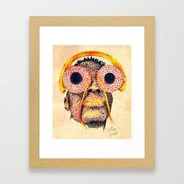 Housefly Framed Art Print