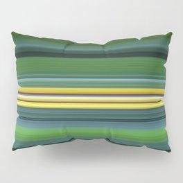 The Yellow Line Pillow Sham