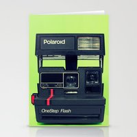 polaroid Stationery Cards featuring Polaroid by Brieana
