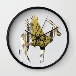 FabCreature · GoBi 2 Wall Clock