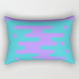 Paradise Sunrise II Rectangular Pillow