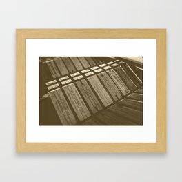 the original DJ Framed Art Print