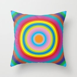 Overlap Throw Pillow