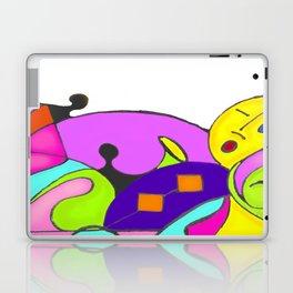 Can you feel the music Laptop & iPad Skin