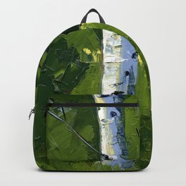 Aspens - Catching the Light Backpack