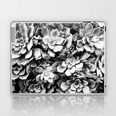 Black And White Plants Laptop & iPad Skin
