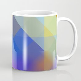 Yellow Mountains Coffee Mug