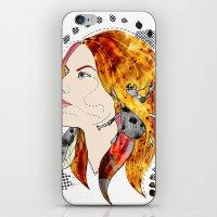 bugs iPhone & iPod Skins featuring bugs by Dagmara Jagodzinska
