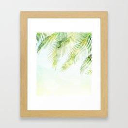 Tropical Vibe 3 Framed Art Print