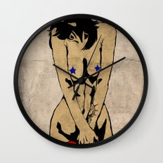 The second avenger Wall Clock