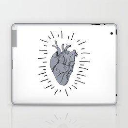 Radiant Heart Laptop & iPad Skin