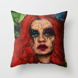 The Better Days of Life Are Ours. Throw Pillow